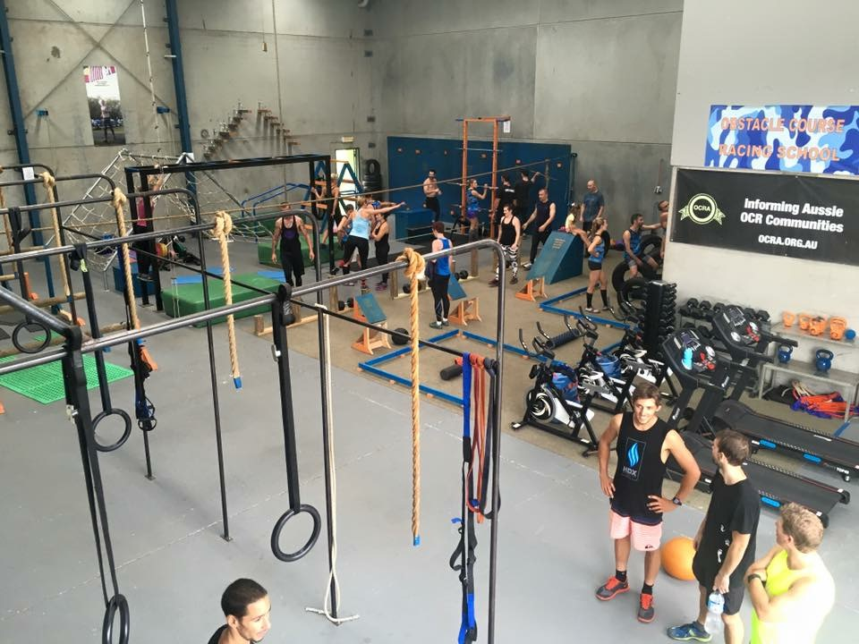 Purpose built obstacles Bootcamps & Classes